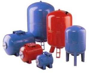"""Гидроаккумуляторы для систем водоснабжения - низкая цена от """"ВВЦОВ"""""""