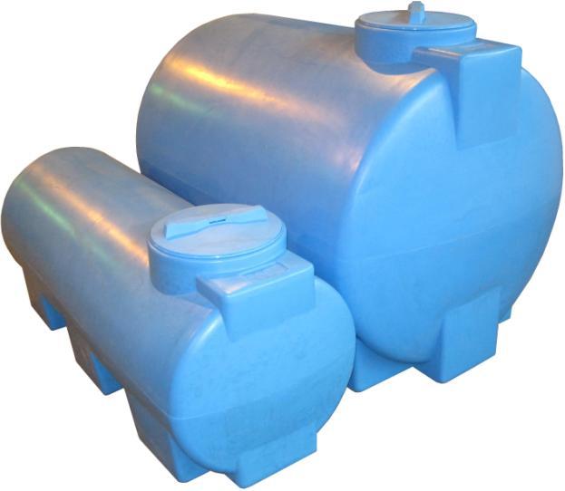 Пластиковые емкости на ножках (Серия ЭВГ)