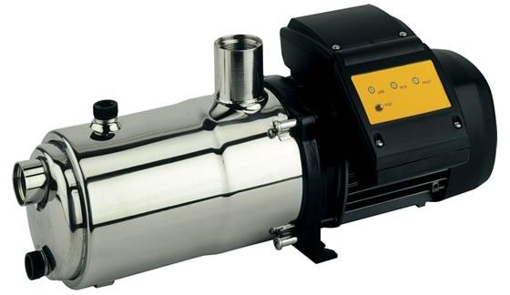 Автоматические насосные станиции со встроенным устройством поддержания давления