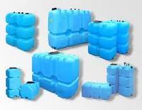 Пластиковые ёмкости для воды