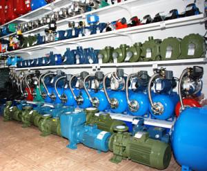 Насосное оборудование - насосы для воды от ООО «Волго-Вятский Центр Очистки Воды»