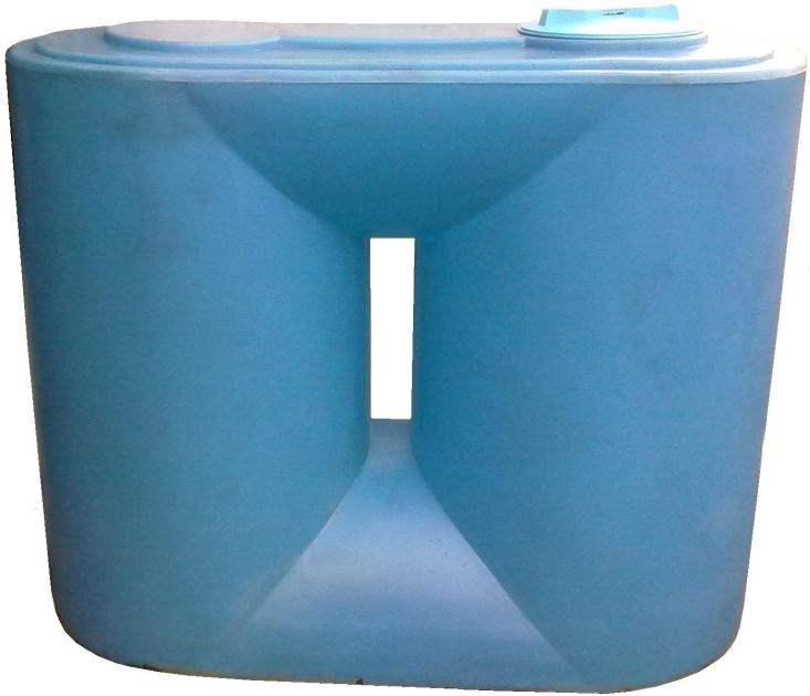 Пластиковый бак для воды от ВВЦОВ
