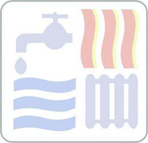 Автономное отопление и водоснабжение